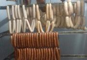Mięso i wędliny - punkt sprzedaży