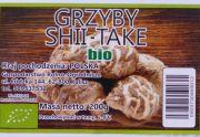 Grzyby Shii-Take