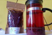 Herbatka żurawinowa