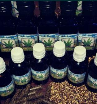 Olej Postny z ziaren konopi, idealne źródło omega-3 i omega-6