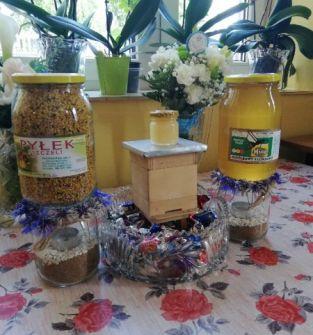 Miody i inne produkty pszczele