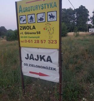 Gospodarstwo Agroturystyczne L.M Roszczka