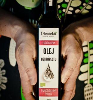 Olej z ostropestu Oleoteka 250 ml