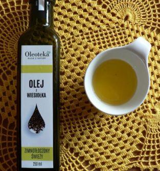 Olej z wiesiołka Oleoteka 250 ml