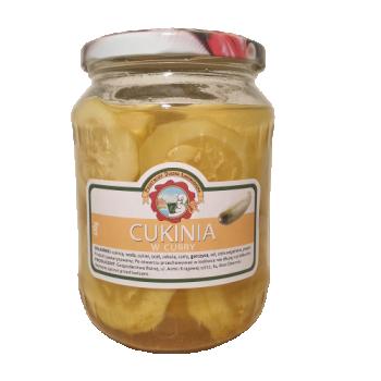 Cukinia w curry 410 g