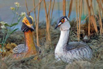Zwiedzanie Galerii Rzeźby Ptaków