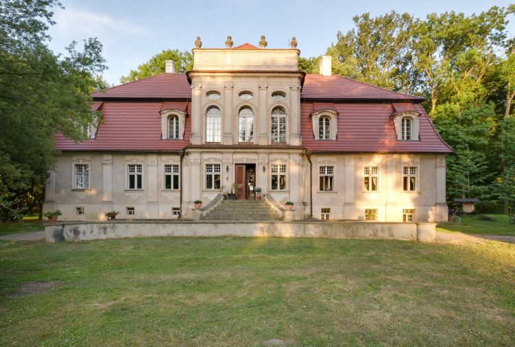 Pałac Popowo Stare
