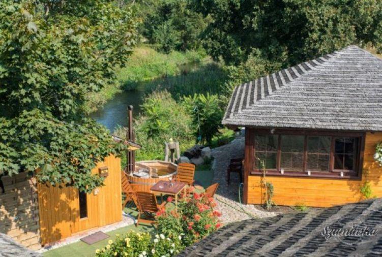 Chata nad Wełną - noclegi
